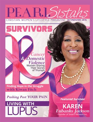 Pearl Sistahs Magazine - Oct 2015
