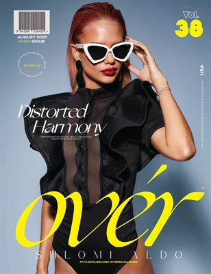 AUGUST 2021 Issue (Vol – 38)   OVER Magazines