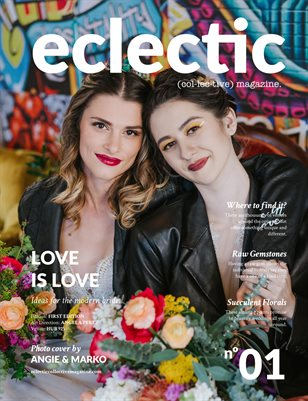 Eclectic Collective Magazine Issue No1