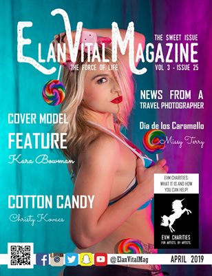 EVM3 April 2019 Kara Cover