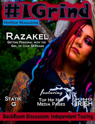 #IGrind Magazine Issue 11
