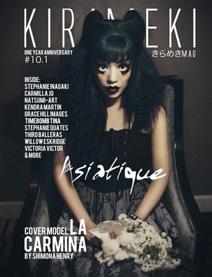 Kirameki Mag Issue #10.1 One Year Anniversary ~Asiatique~