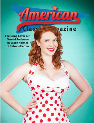 American Classic Magazine Ravishing Redheads Edition