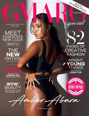 GMARO Magazine April 2021 Issue #22