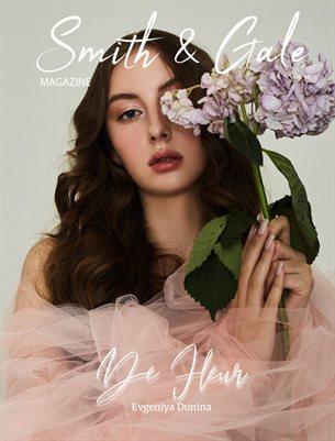 Smith and Gale Magazine Volume 50 Featuring Evgeniya Dunina
