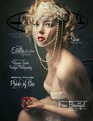 2017 Hell on Heels Magazine January Issue #42 In your Skin