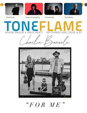 ToneFlame Magazine September 2021