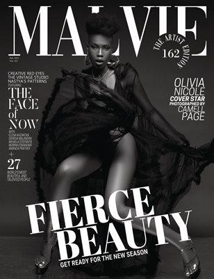 MALVIE Magazine The Artist Edition Vol 162 February 2021