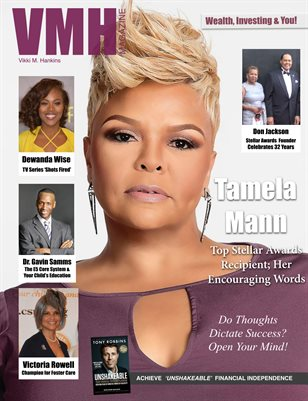 VMH Magazine - April/May 2017