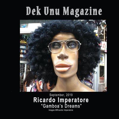 Dek Unu Magazine - Ricardo Imperatore