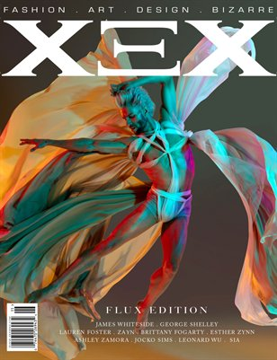 Flux Edition ( James Whiteside)