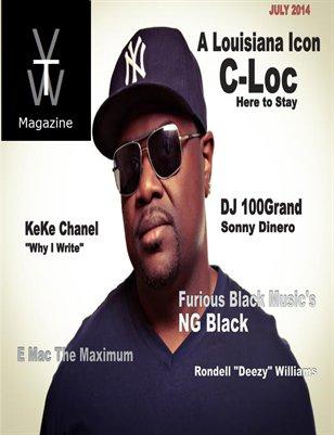 VTWilli Magazine July 2014 Issue