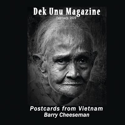 Dek Unu Magazine - Barry Cheeseman