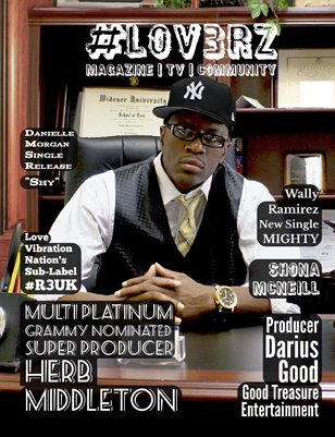 #LOV3RZ Independent Magazine July 2017