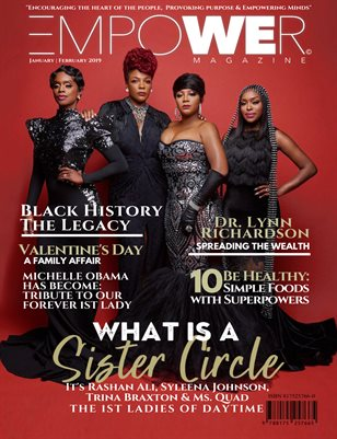 FEBRUARY 2019 SISTER CIRCLE