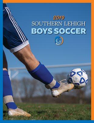 2019 Southern Lehigh Boys Soccer Book