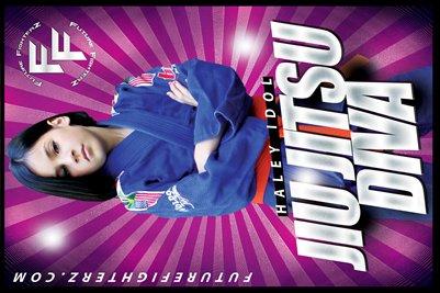 Haley Idol Diva Poster