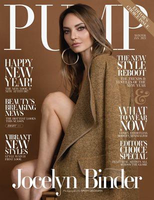 PUMP Magazine | Fashion & Beauty Vol.2 | January 2021