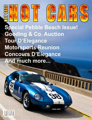 HOT CARS No. 9