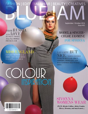 COLOUR INSPIRATION ISSUE #02 SEPT / OCT