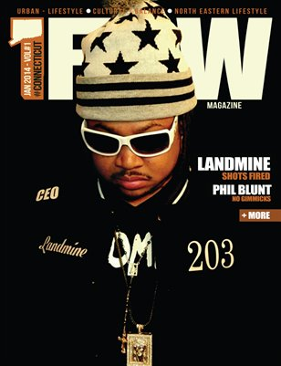 #ConnecticutFlow Magazine #1 Landmine Edition