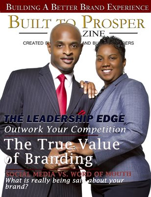 Built To Prosper Magazine Issue VI