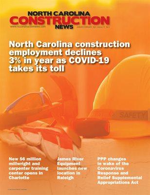 North Carolina Construction News (February 2021)