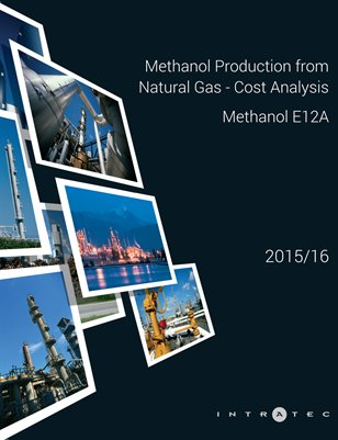 Methanol Production from Natural Gas - Cost Analysis - Methanol E12A
