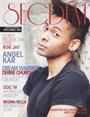 Secdum Magazine - Champion Iss. 6 (3) 2015