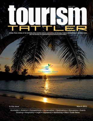 Tourism Tattler March 2013