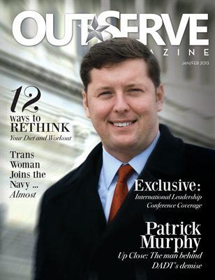 OutServe Magazine I JAN/FEB 2013