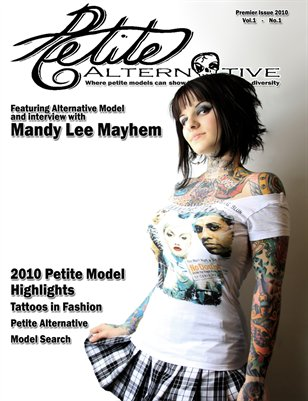 The Petite Alternative - November 2010 - Premier Issue