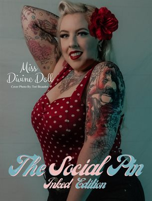The Social Pin Magazine, Inked Edition