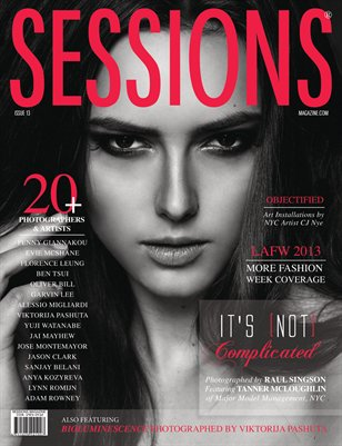 SESSIONS Magazine Issue 13