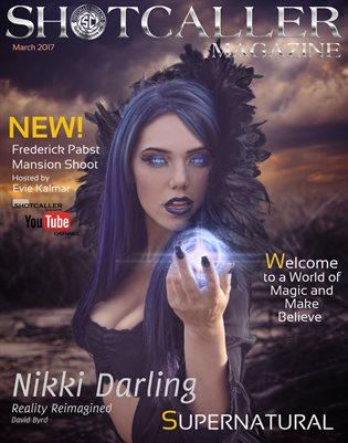 Shotcaller Magazine - Supernatural