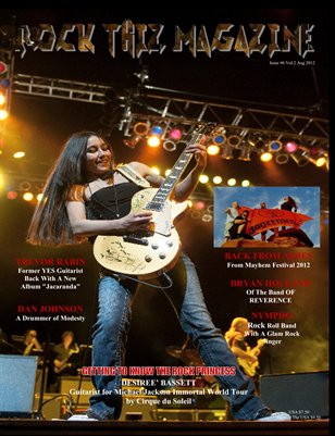 Rock Thiz Magazine Issue #6 Vol.2 Aug 2012
