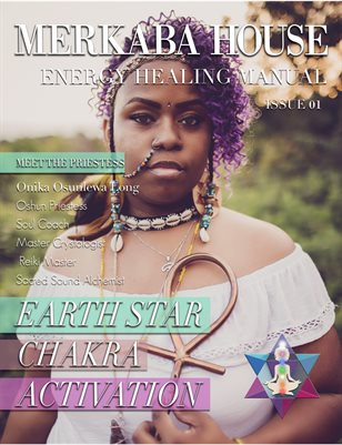 Earth Star Chakra Attunement Manual