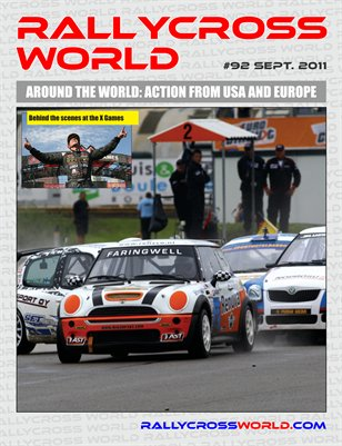 Rallycross World #92 September 2011