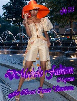 DMochelle Fashions Magazine July 2015