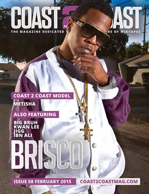 Coast 2 Coast Magazine Issue #58