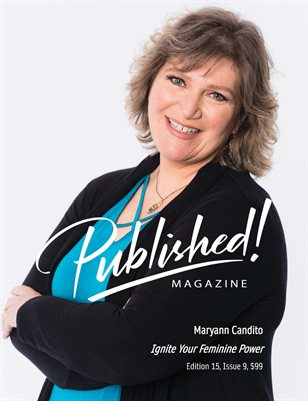 PUBLISHED! #15 Excerpt featuring Maryann Candito!