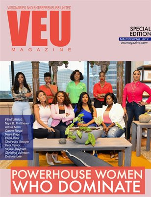 March/April 2019 Women In Power