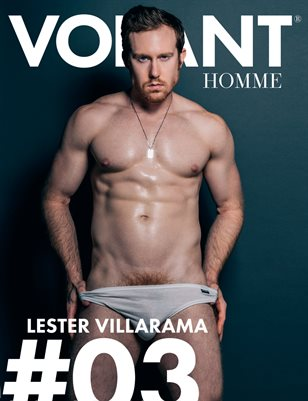 VOLANT Homme - #03 Desire Edition | Cover 5