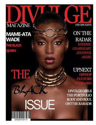DiVulge Magazine Feb Issue 2015