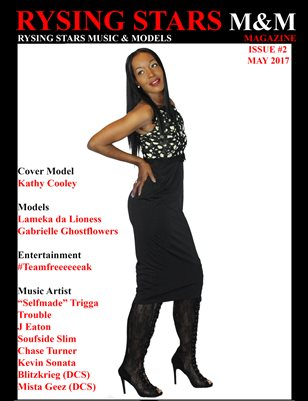 RYSING STARS M&M MAGAZINE (Issue #2) Kathy Cooley