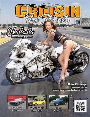 September 2017 Issue, Cruisin' the Streets