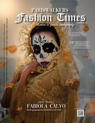 PW FASHION TIMES ISSUE IV OCT 20