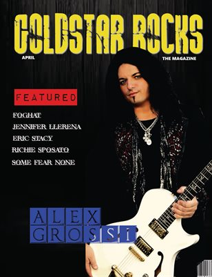 GOLDSTAR ROCKS (APRIL)