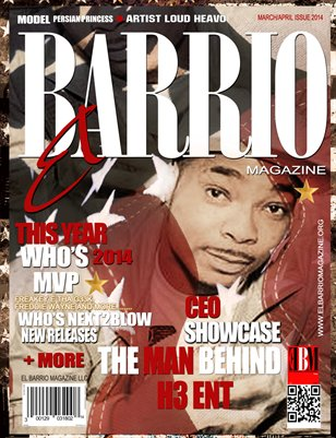 SHOWCASE MR.MOGUL H3 ENTERTAINMENT  Mar/Apr Issue