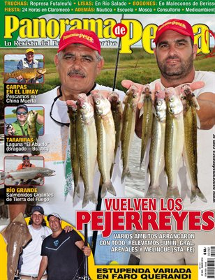Panorama de Pesca Nº292 March 2016